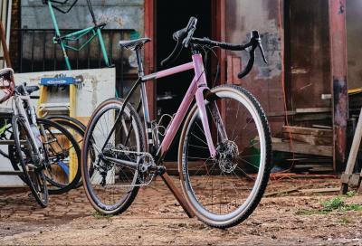 ORRB di Hesson Labs, una bici da strada votata all'off-road