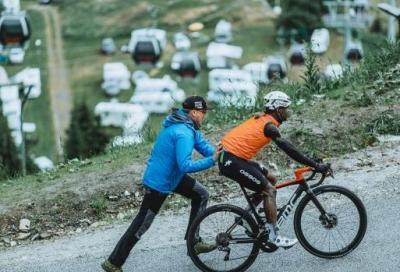 Nic Dlamini, l'eroe di cui ha bisogno il ciclismo