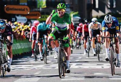 Ancora Cavendish: con la quarta vittoria al Tour de France raggiunge il record di Eddy Merckx
