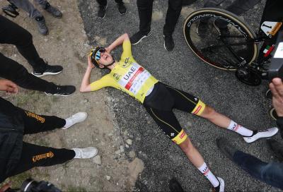 Tadej Pogacar è ancora il re del Tour de France