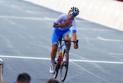 Giochi Olimpici: Richard Carapaz, Tom Pidcock e Anna Kiesenhofer le prime tre medaglie d'oro del ciclismo