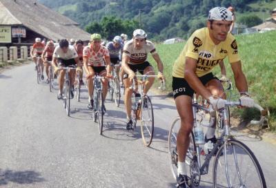 Quando Thévenet ha spodestato Eddy Merckx