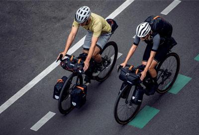 Essere bikepacker