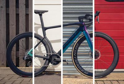 Lame scintillanti: quattro biciclette aero a confronto