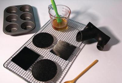 Le ricette segrete della Fibra di carbonio
