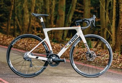 Cinelli Pressure, una bici aero con tanto potenziale in più