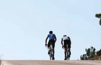In bici segui il ritmo di cuore e gambe