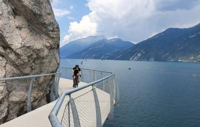 Cicloturismo boom in Italia
