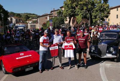 Eroica e Scuderie Club Italia fanno ancora la storia