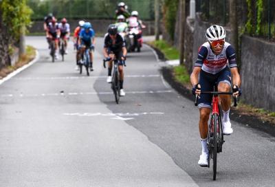 Da squalo a fenice: Nibali fa suo Il Giro di Sicilia all'ultima tappa