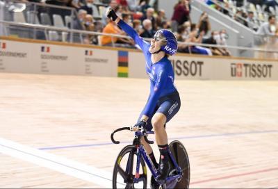 Oro: Martina Fidanza campionessa del mondo nello scratch